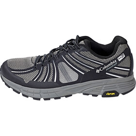 Columbia Mojave Trail Outdry Chaussures Homme, black/white